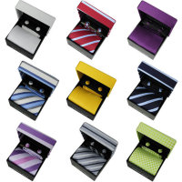 领带礼品盒专业生产纸品包装厂