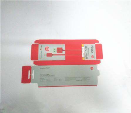 数据线包装盒