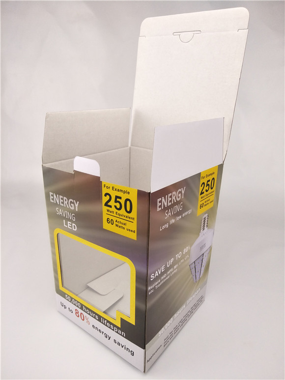 led灯泡包装盒