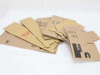 三层台湾黄纸箱