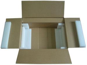五层泡沫纸箱