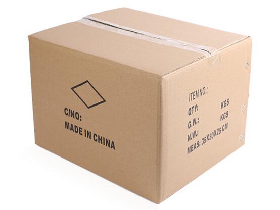 五层电器包装箱