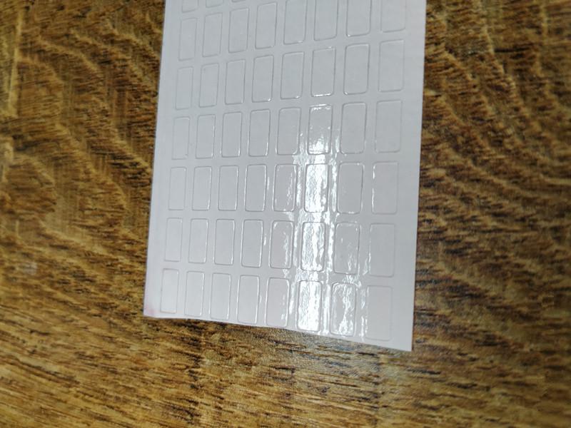 防水不干胶贴纸