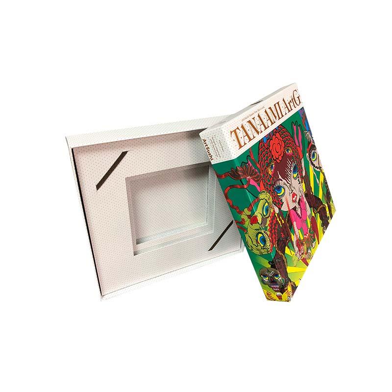 艺术品包装礼品盒