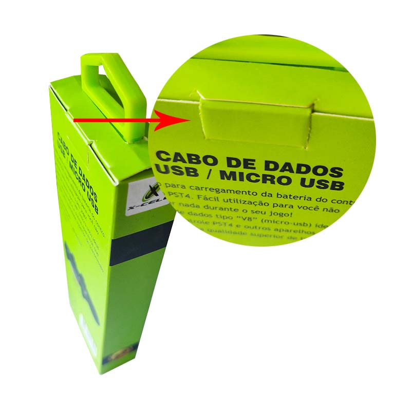 数据线卡盒