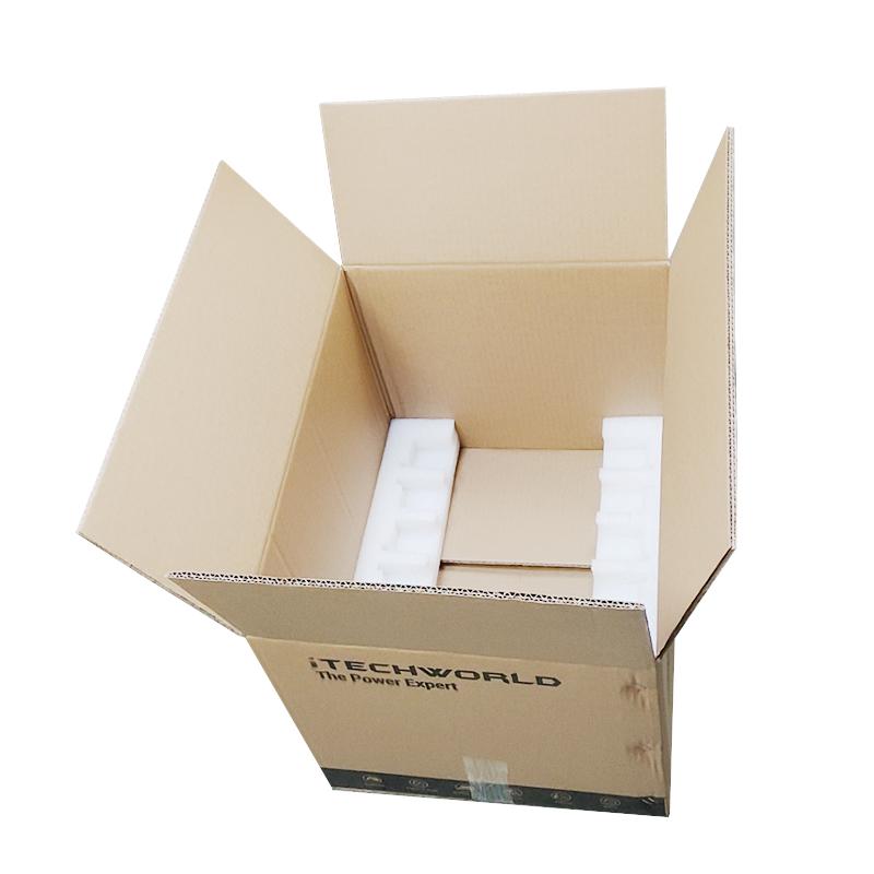 三层五金制品包装