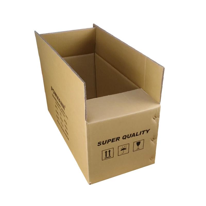 浸蜡台湾黄纸箱