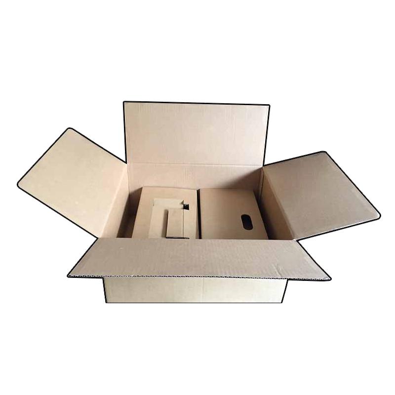 空白外包装纸箱