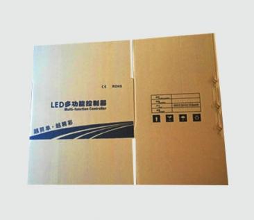 广州LED外包装纸箱