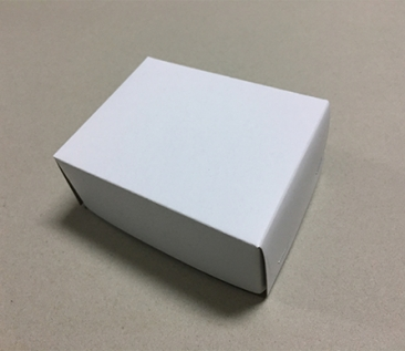 灰底白天地盖纸盒纸品厂