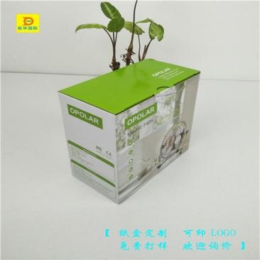 小风扇包装盒