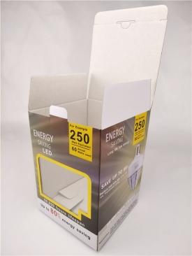 惠州led灯泡包装盒