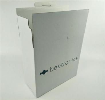 电脑显示屏双白纸箱