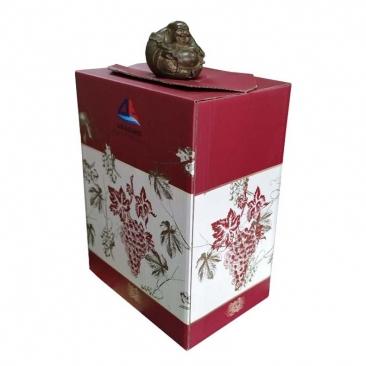 6支装葡萄酒彩箱箱
