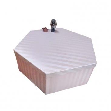 六边形礼品盒