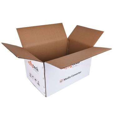 瓦楞纸箱(白色、黄色)