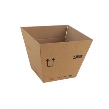 加强黄色纸箱