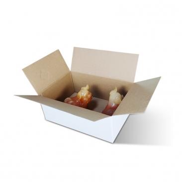 中山单白纸箱
