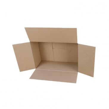 三层白色纸箱
