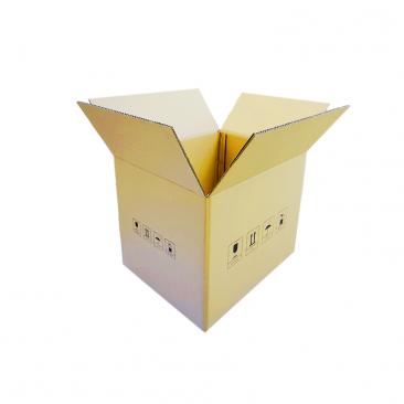 台湾黄包装纸箱定制