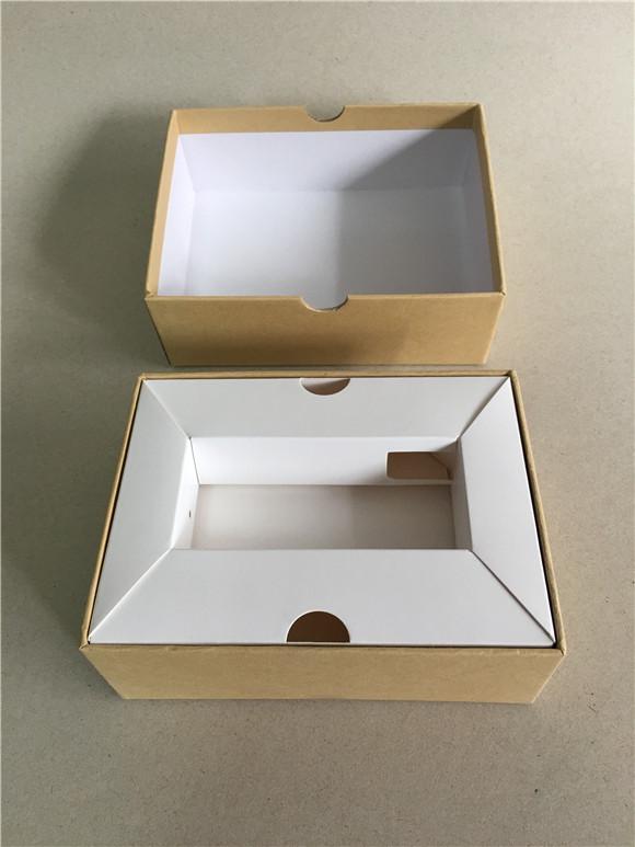 咸阳牛皮天地盖包装盒
